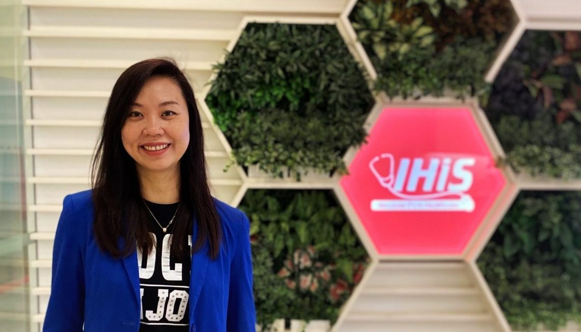 Serena Yong, Integrated Health Information Systems (IHIS)